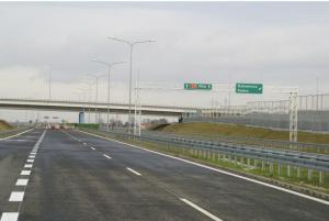 Nowy odcinek drogi ekspresowej S11 połaczył Zachodnią Obwodnicę Poznania