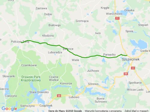 droga wojewódzka 172