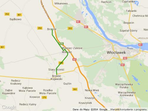 droga wojewódzka 268
