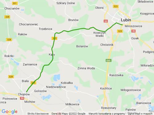 droga wojewódzka 335