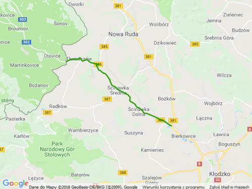 droga wojewódzka 386