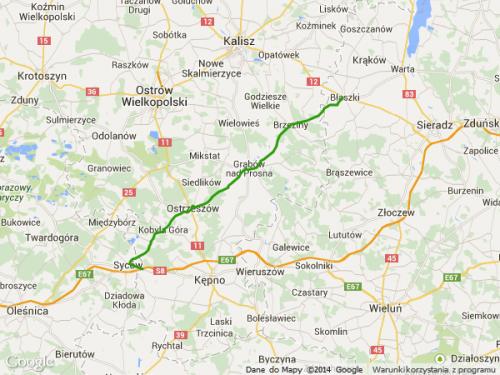 droga wojewódzka 449
