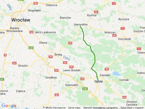 droga wojewódzka 454