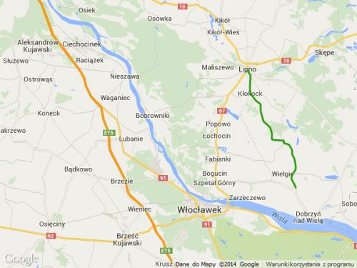 droga wojewódzka 558