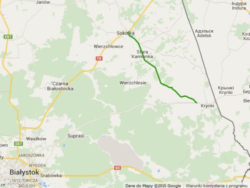 droga wojewódzka 674