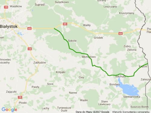 droga wojewódzka 686
