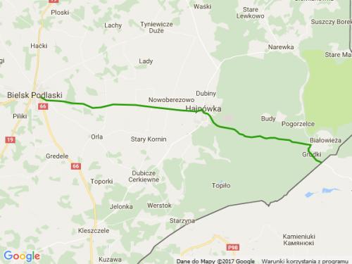 droga wojewódzka 689
