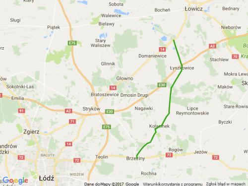 droga wojewódzka 704