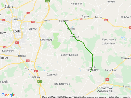 droga wojewódzka 715