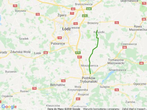 droga wojewódzka 716