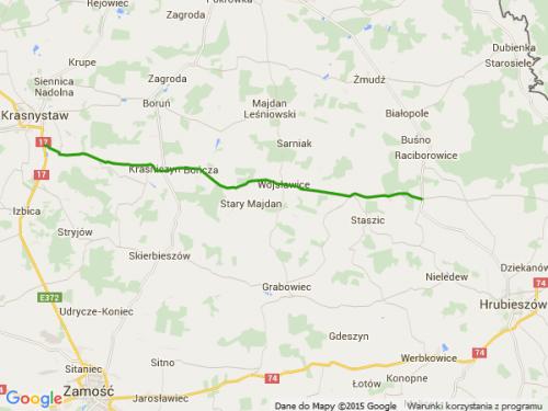 droga wojewódzka 846