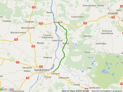 droga wojewódzka 854