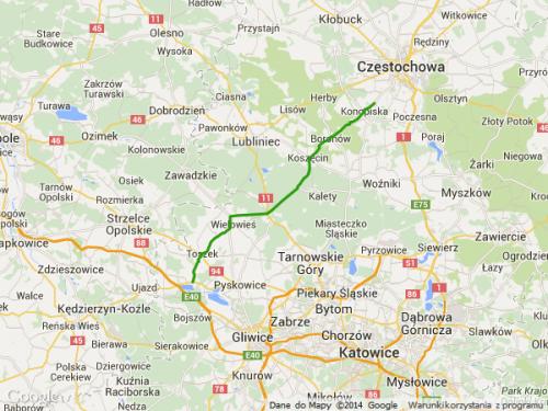 droga wojewódzka 907