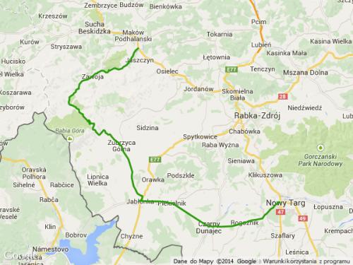 droga wojewódzka 957