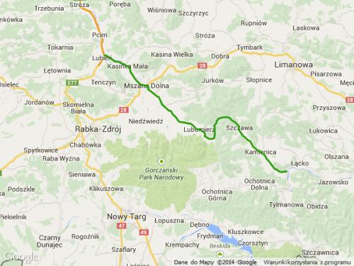 droga wojewódzka 968