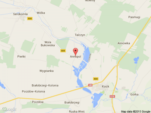 Annopol (koło Kocka) (lubelskie)