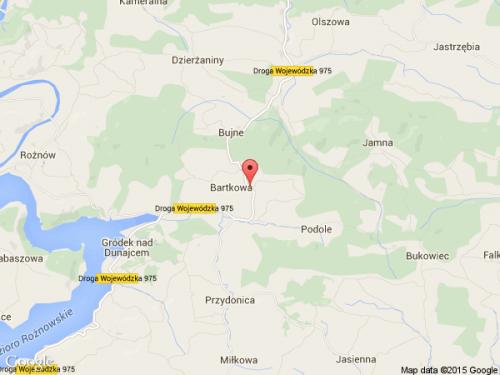 Bartkowa Posadowa (małopolskie)