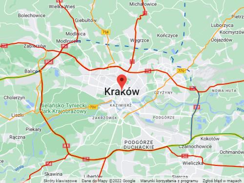 Kraków (małopolskie)