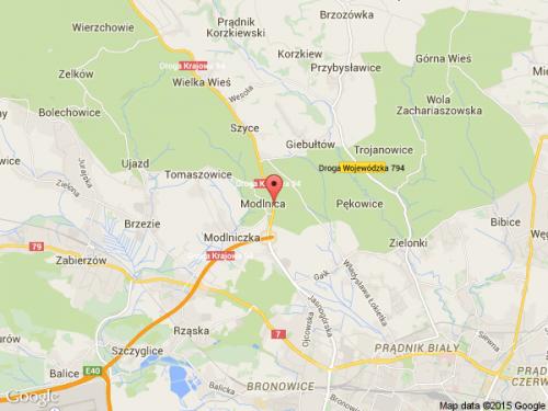 Modlnica (małopolskie)