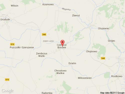 Czernice Borowe (mazowieckie)