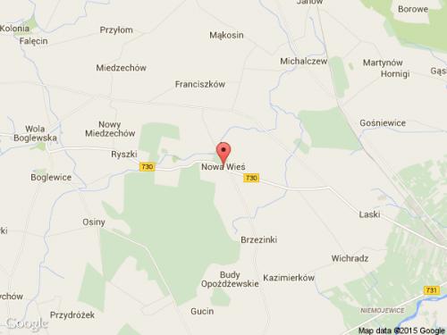 Nowa Wieś (koło Warki) (mazowieckie)