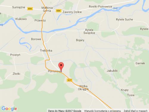 Poniatowo (koło Treblinki) (mazowieckie)