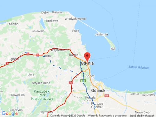 Gdynia (pomorskie)