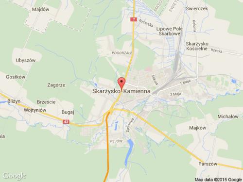 Skarżysko-Kamienna (świętokrzyskie)