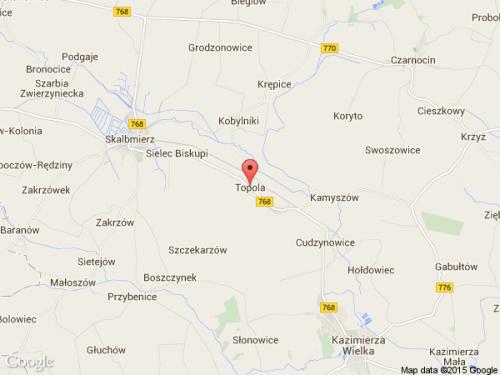 topola mapa Drogi w miejscowości Topola: informacje, plany, mapy, zdjęcia. topola mapa