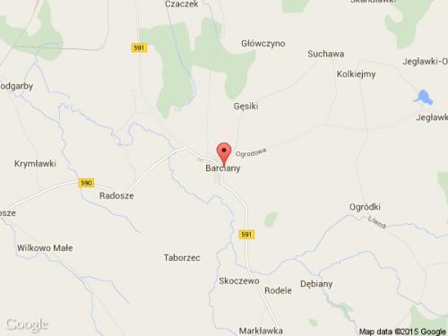Barciany (warmińsko-mazurskie)