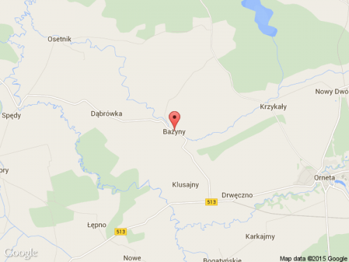Bażyny (warmińsko-mazurskie)