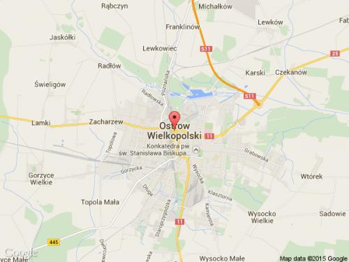 Ostrów Wielkopolski (wielkopolskie)
