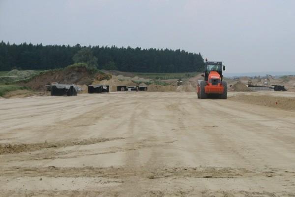 Autostrada A1 Blachownia - Zawodzie. Autostradowa Obwodnica Częstochowy