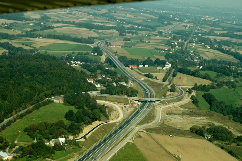 Budowa drogi ekspresowej S1