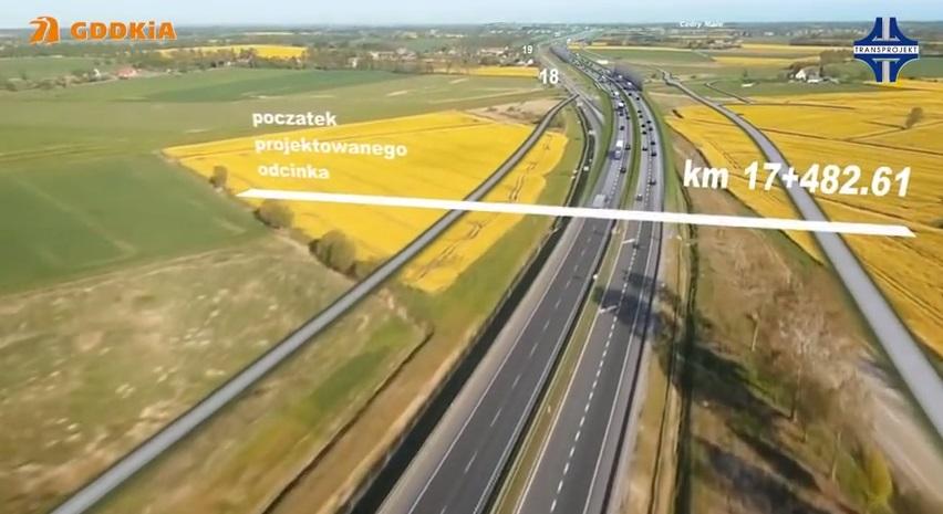 Droga ekspresowa S7 Koszwały - Elbląg