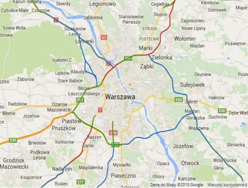 Wschodnia obwodnica Warszawy