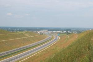 28 km nowej autostrady A1 na Śląsku