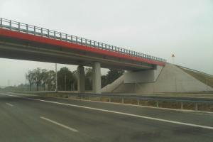 Autostradą A1 bezposrednio z Łodzi do Włocławka
