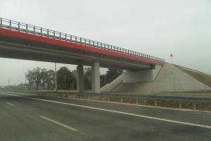 Autostradą A1 z Łodzi na Kujawy