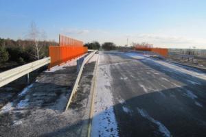 Dolnośląskie DW 936: wiadukt w Biskupicach po remoncie