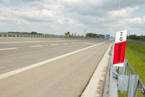 Powstaje dodatkowa infrastruktura na autostradzie A8