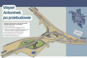 DK 92: nowy węzeł w Poznaniu dofinansowany