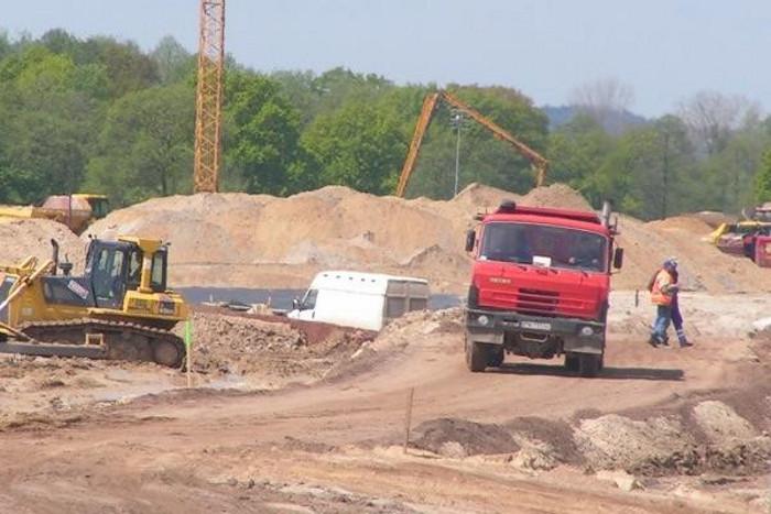 Przebudowa DW 645 Nowogród – Kuzie rozpoczęta