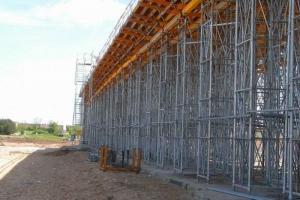DK 52: Wznowiono prace dla mostu w Andrychowie