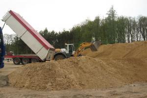 Ostatni odcinek Zachodniej Obwodnicy Poznania S11 w budowie