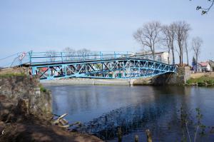 Rozpoczyna się budowa nowego mostu w Darłowie