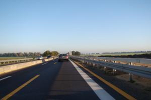 Autostrada A2 połączona z drogą ekspresową S3