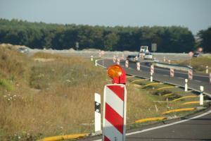 DK1: Prace na Trasie Górna w Łodzi