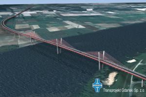 DK90: Najdłuższy most typu extradosed w Europie otwarty