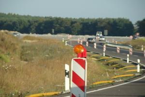 Remont DK62 we Włocławku